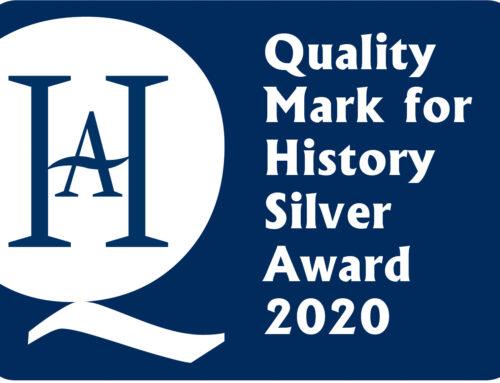 History Silver Award!