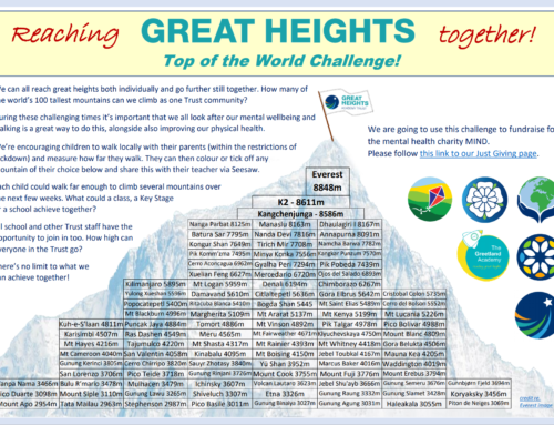 The Great Heights Challenge